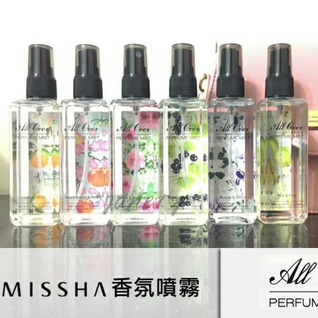 missha香氛噴霧(120ml)