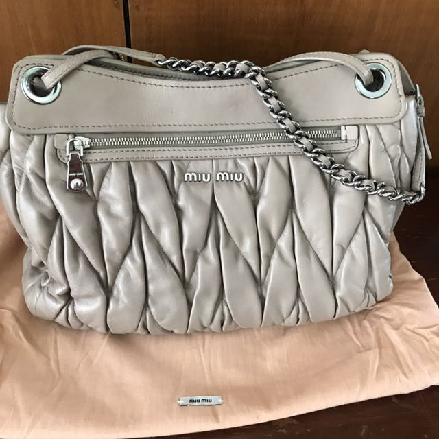 Miu Miu Authentic Handbag