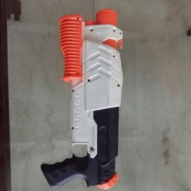 Nerf Scatter Blaster