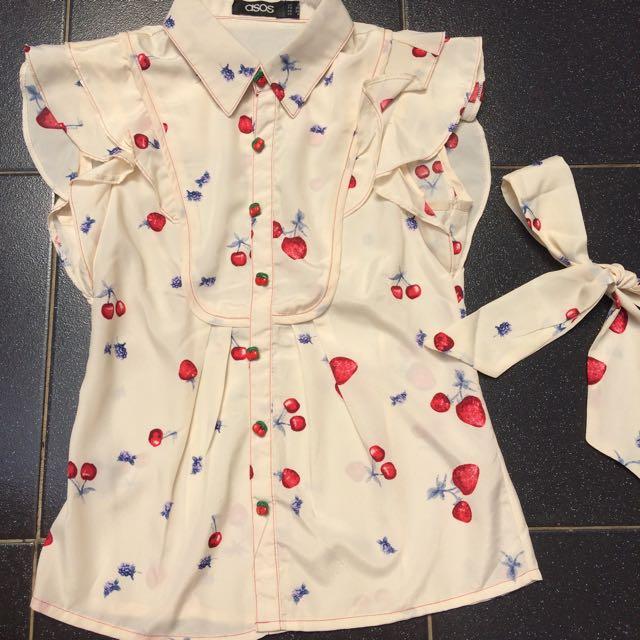(NEW) ASOS Cute Shirt