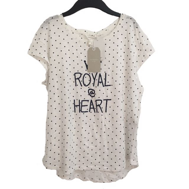 NEW❗️Springfield royal heart top
