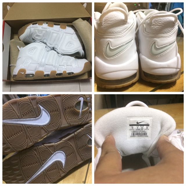 Nike  REPRICED Uptempo Air Pippen (Gumsole)size 10