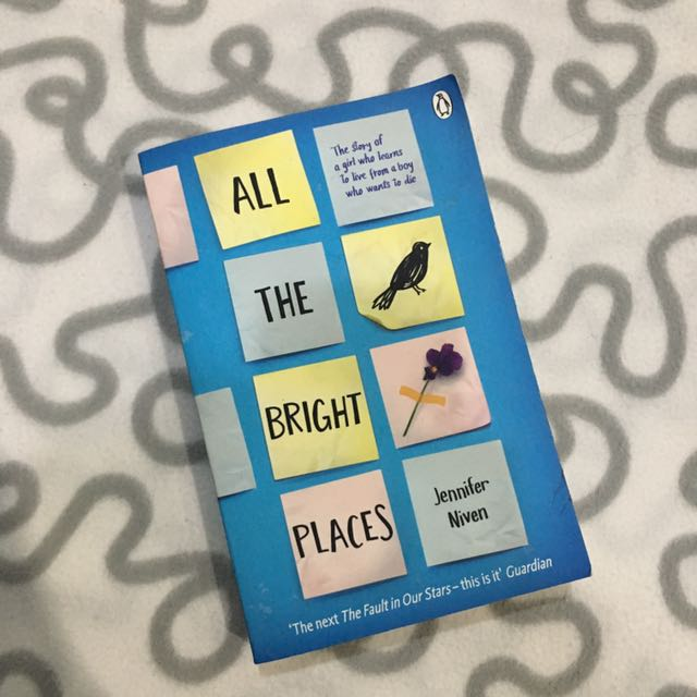 [Novel] All The Bright Places