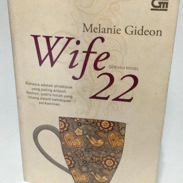Novel Wife 22