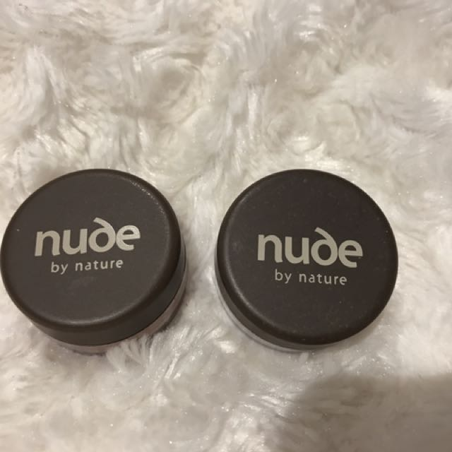 Nude By Nature Minis