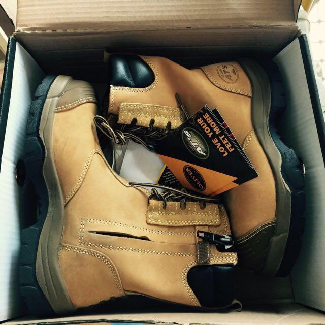 Oliver Worker Shoe Size 6