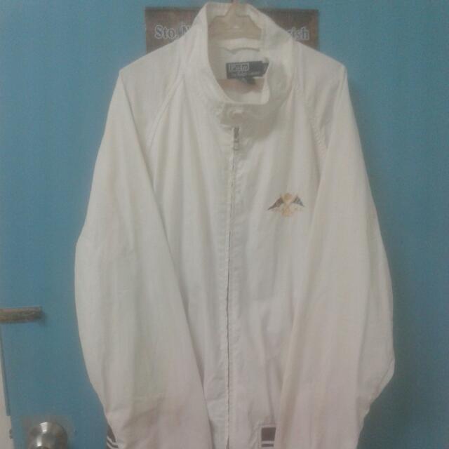 ORIG RALPH LAUREN jacket White