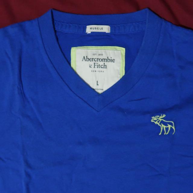 Abercrombie Men's Muscle Shirt