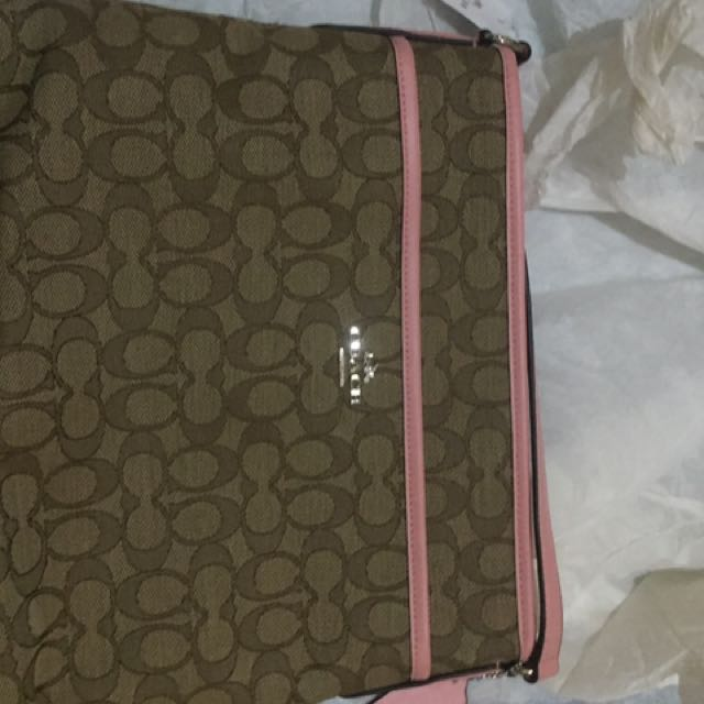 RUSH SALE original coach sling bag