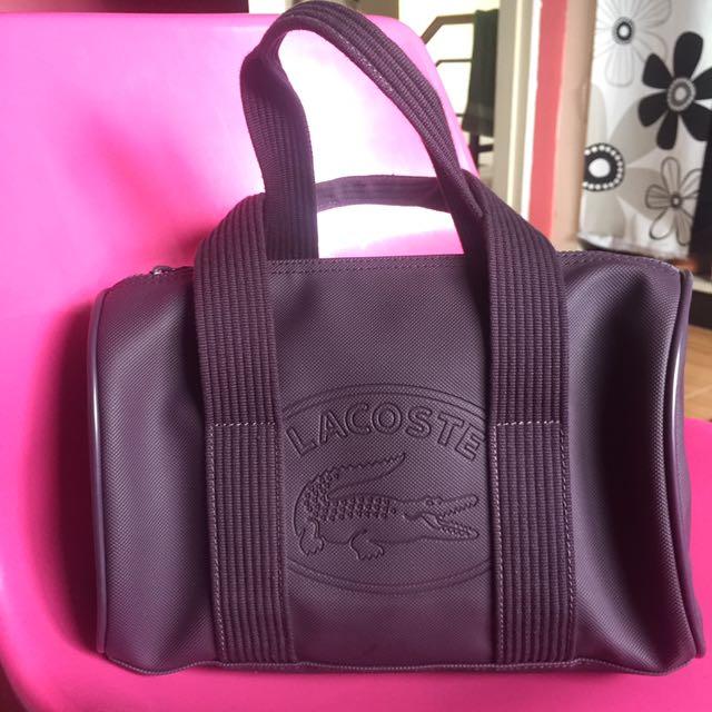 Original Lacoste Handbag
