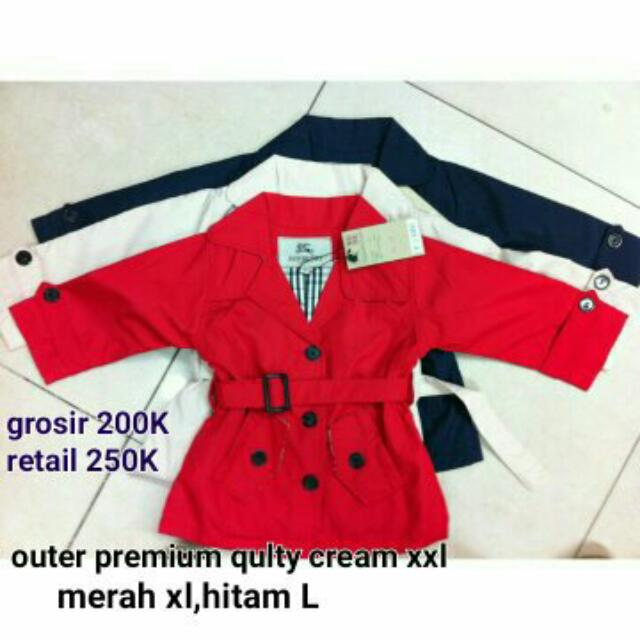 Outer Premium Quality(Coat)