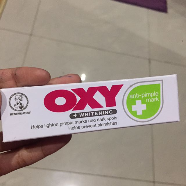 Oxy Whitening Anti Pimple Mark