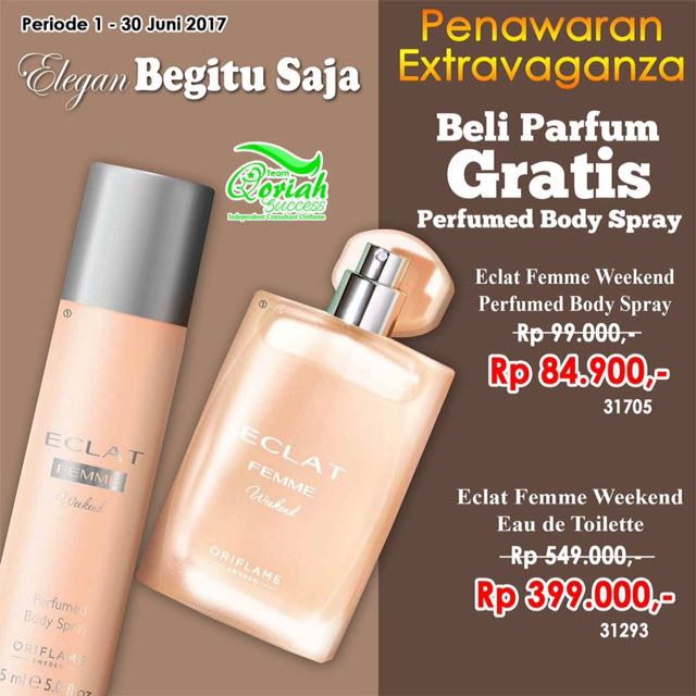 Parfum Gratis Body Spray