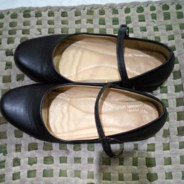 Parisian Basic Black Shoes