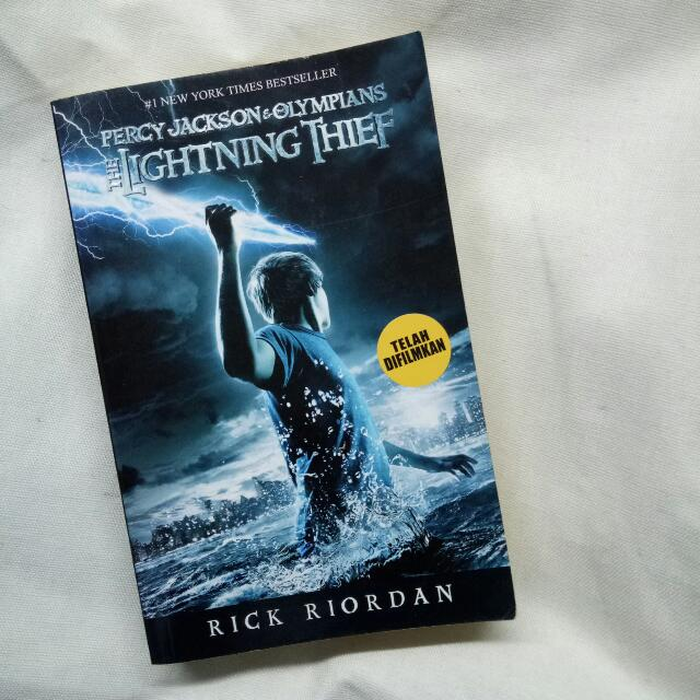 Percy Jackson : The Lightning Thief