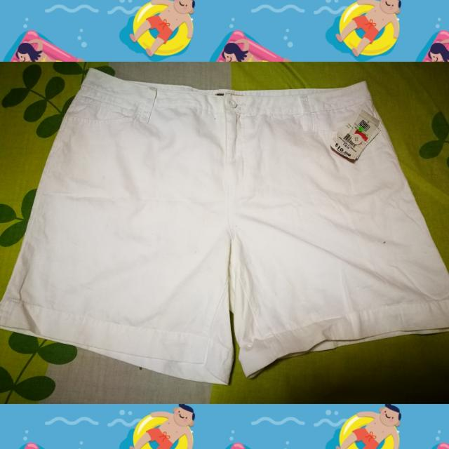 Plus Sized Shorts
