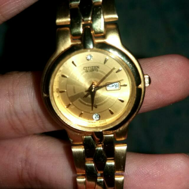 REPRICED! Pre-loved Vintage Citizen Watch ❤