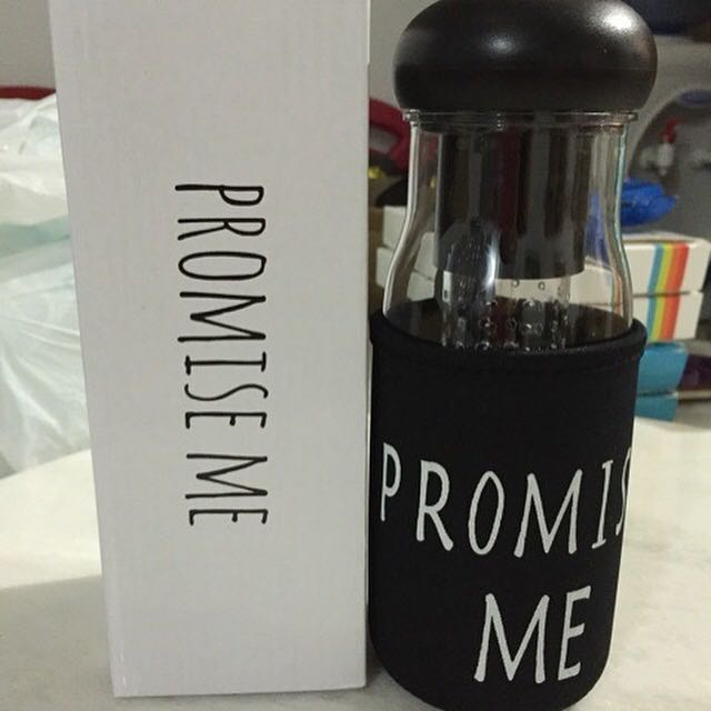 Promise Me Bottle