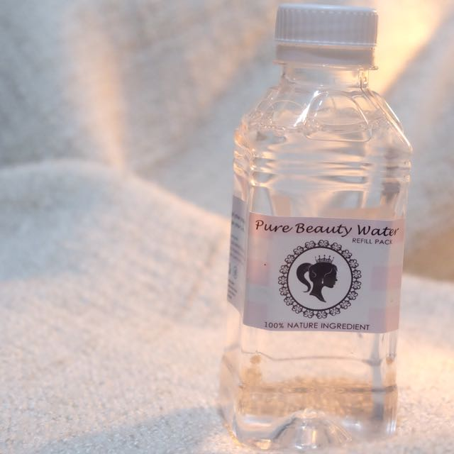 Pure Beauty Water / Rose Water Toner (Net)
