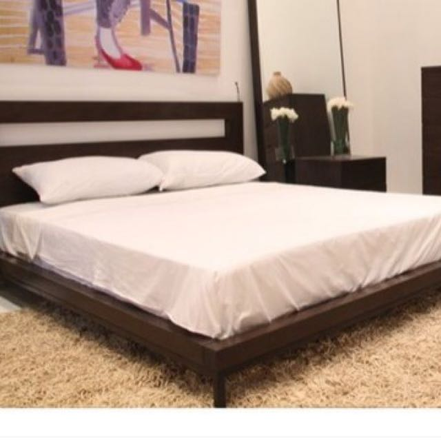 Queen Bed Frame
