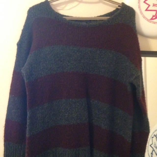 Rachel B. Oversized Sweater