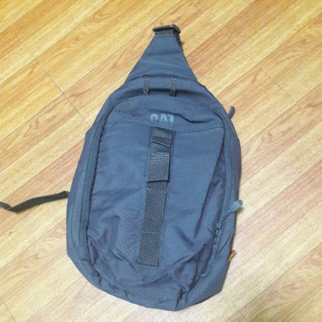 Repriced Caterpillar Crossover Bag