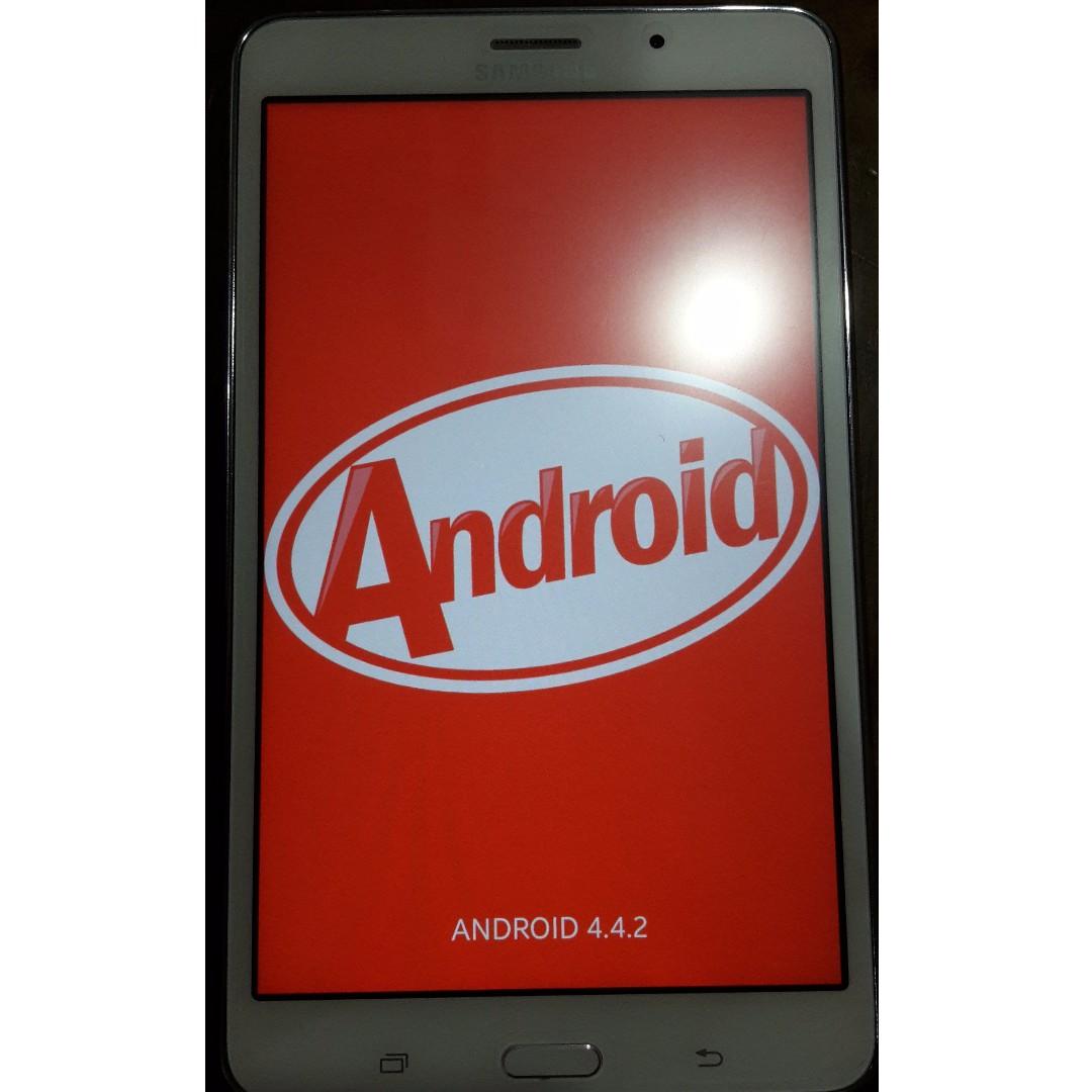 Samsung Galaxy Tab4 Mobiles Tablets On Carousell Asus Fonepad 7 Fe170cg 8gb Putih Share This Listing