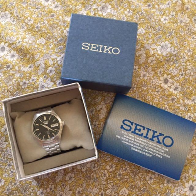 Seiko 5 (Automatic)