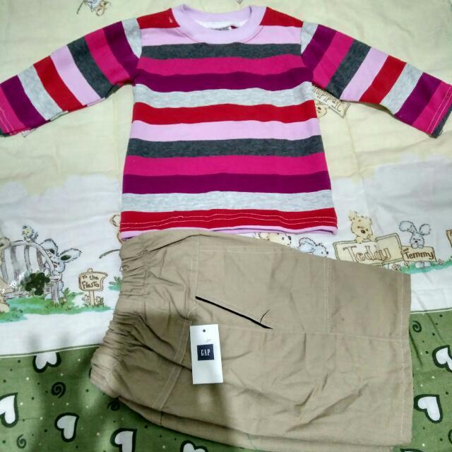 Setelan Baju Dan Celana