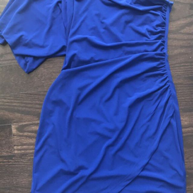 Single Sleeved Dress