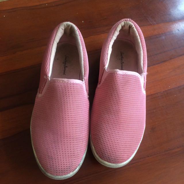 Sneakers 36 Something Borrowed Pink Flipflop
