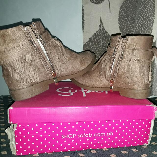 SoFab Boots