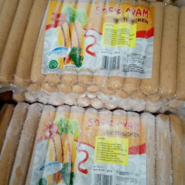 Sosis ayam (best seller)