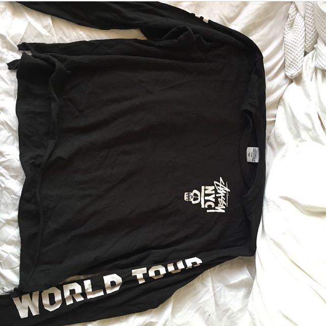 Stussy World Tour Top