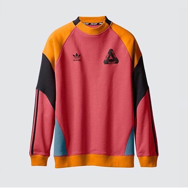 ba7173426f81 Summer 2nd Drop Collection 2017 Adidas x Palace Crewneck