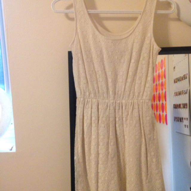 Target Lace Pattern Dress