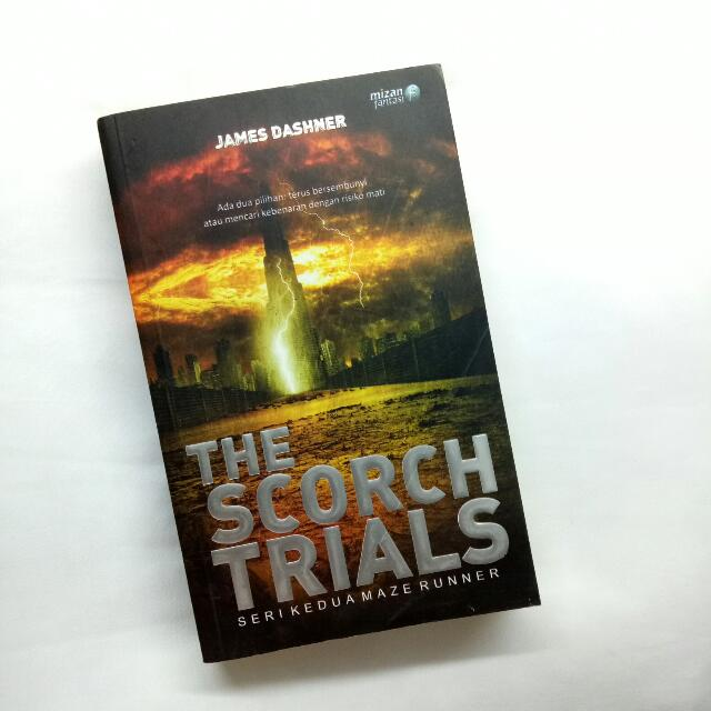 The Scorch Trials (Indonesia)