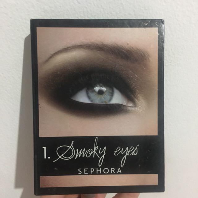 """The Smoky Eye Kit"" From Sephora"