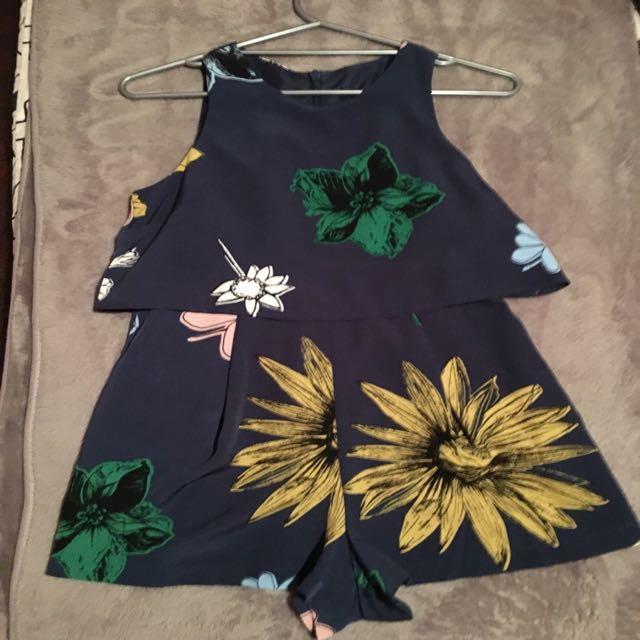 Top shop jumpsuit