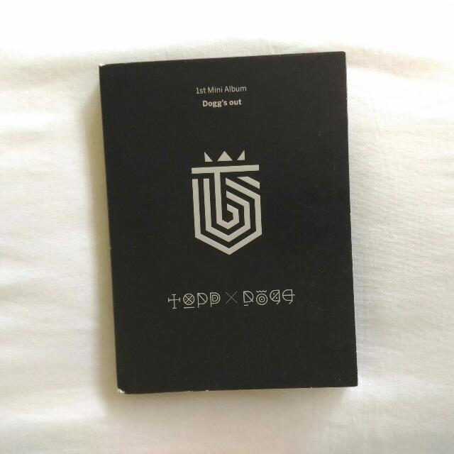 TOPP DOGG 1st Mini Album