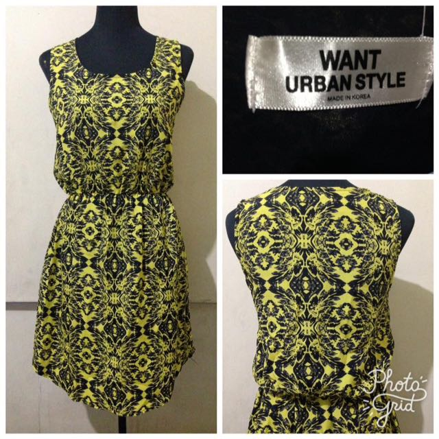 WANT URBAN STYLE