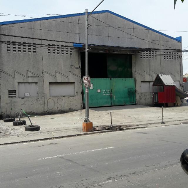 Warehouse Malabon Area