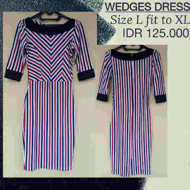 Wedges Dress