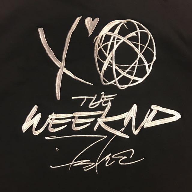 Weeknd Tour Hoodie