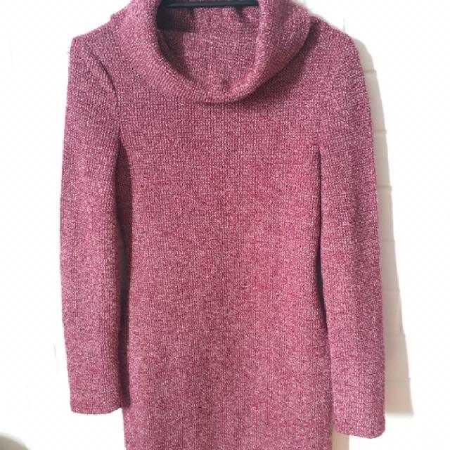 Winter Wool Dress