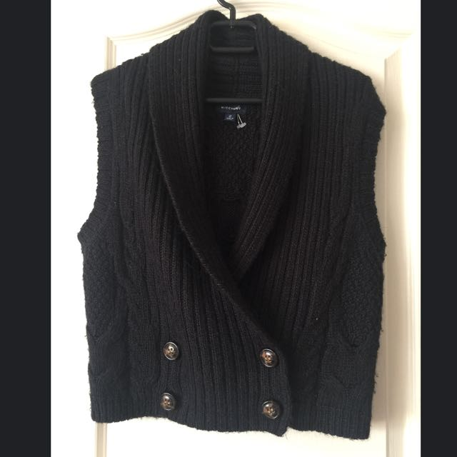 Witchery Women Vest! Size M