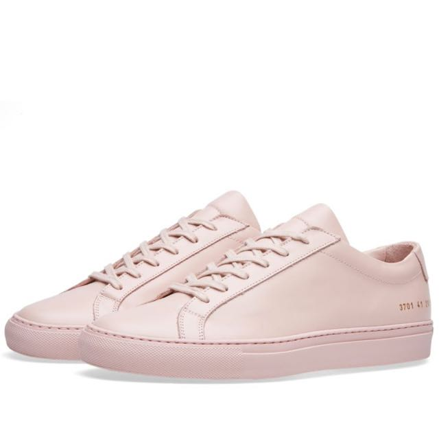 WOMAN BY COMMON PROJECTS ORIGINAL ACHILLES LOW 女鞋 義大利製