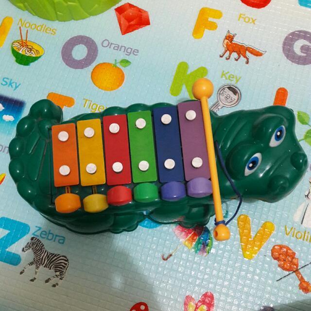 Xylophone Buaya