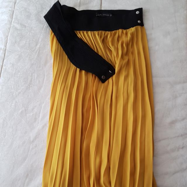 ZARA Long Skirt
