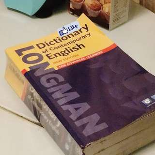 $30 ONLY 售賣二手字典📘 Dictionary For Sale (Longman) (Collins Advanced Dictionary) (Oxford Word Power)